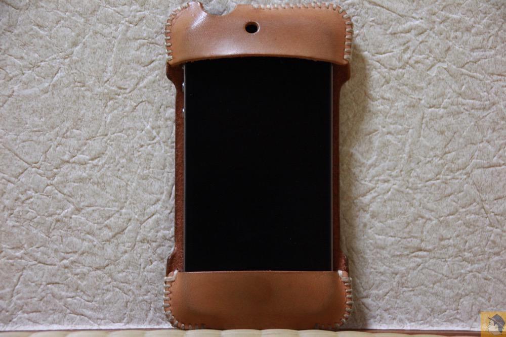 アイキャッチ - abicase(アビケース) cawa ヌメ革 / iPhone 4S / 初めての革でメンテナンスしまくったabicase