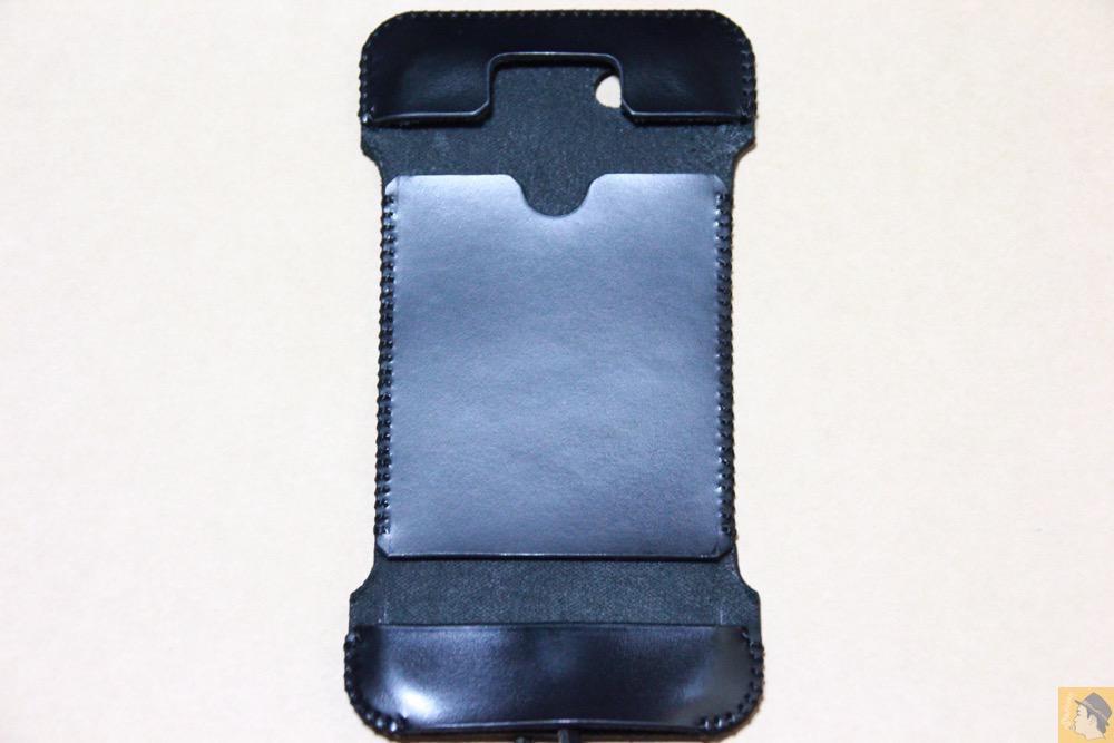 表面 - これまた思い入れあるabicase(アビケース)/ abicase cawa ウォレットジャケット スムースレザー / iPhone 5/5s
