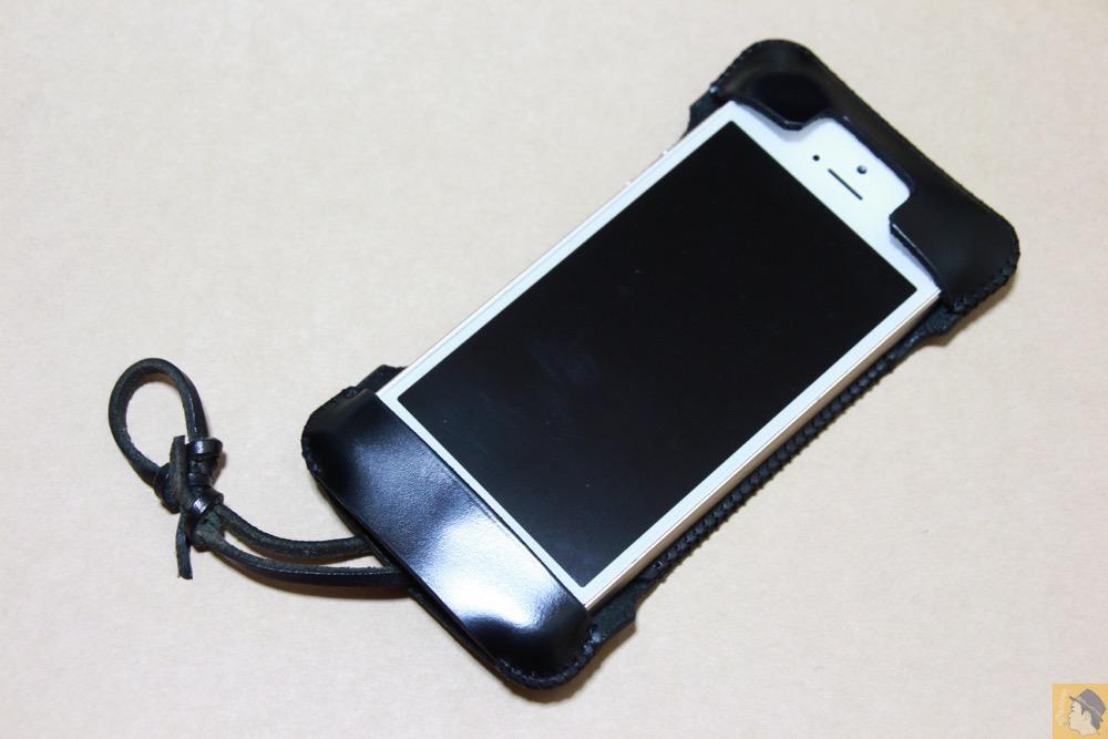 アイキャッチ - abicase(アビケース) cawa ウォレットジャケット スムースレザー / iPhone 5/5s / これまた思い入れあるabicase アビケース