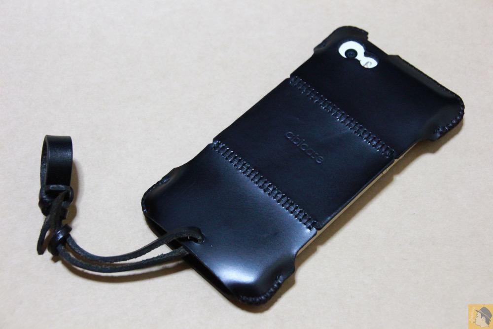 アイキャッチ - abicase(アビケース) cawa シンプルジャケット スムースレザー / iPhone 5/5s / abicase アビケース