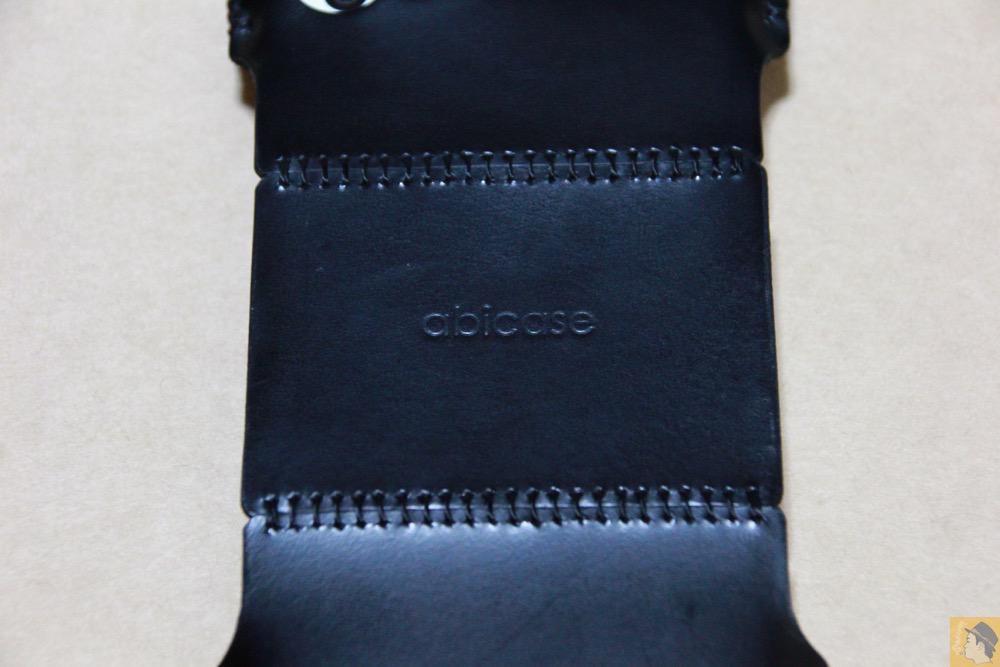 ツギハギデザイン - abicase(アビケース) cawa シンプルジャケット スムースレザー / iPhone 5/5s / abicase アビケース