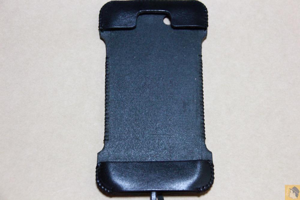 表面 - まだあった珍しいタイプのabicase(アビケース)/ abicase cawa ウォレットジャケット 栃木レザー / iPhone 5/5s