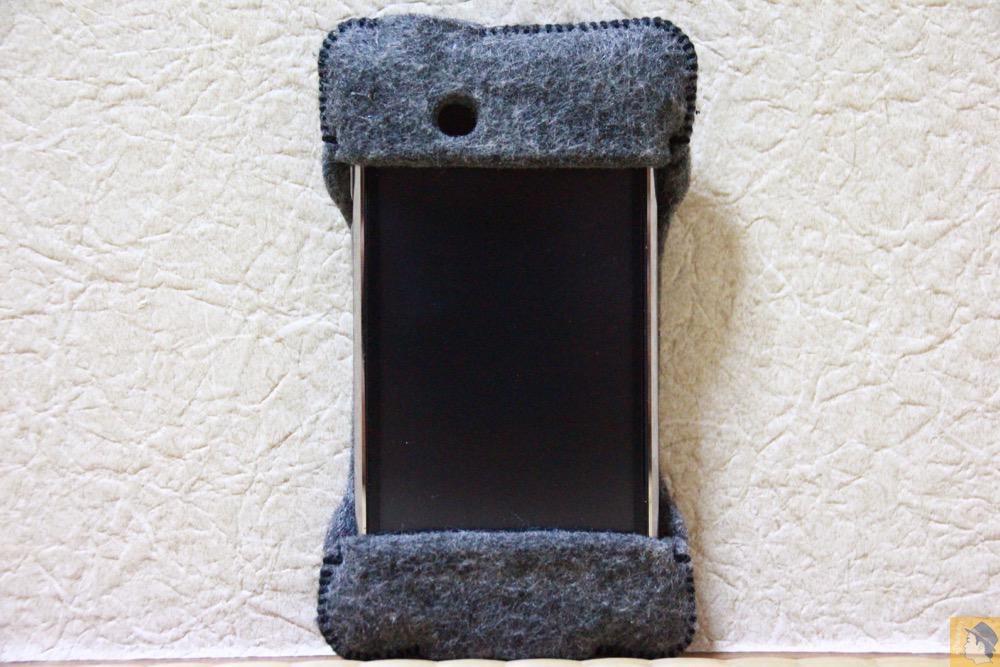 アイキャッチ - abicase(アビケース) felt gray / iPhone 3GS / 初めて買ったabicase