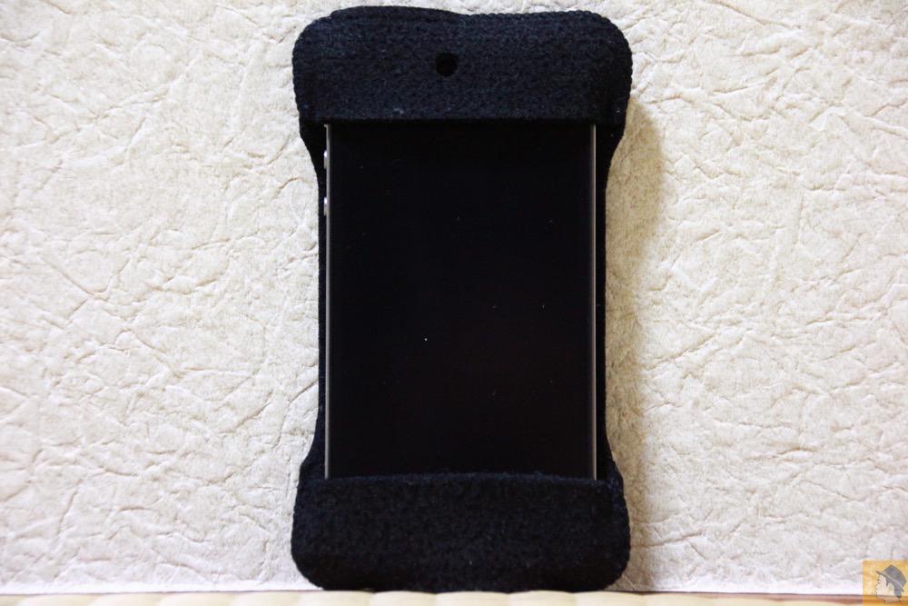 アイキャッチ - abicase(アビケース) felt black / iPhone 4S / フェルトだけど粗雑に扱ったabicase