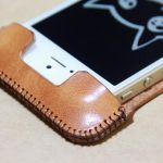フラップ部分が改善されたabicase(アビケース)でiPhoneに装着しやすくなる / iPhone 5/5s [レビュー 9/40]